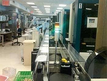 Automating Chematology