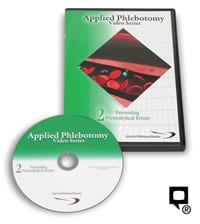 Applied Phlebotomy Video Series Now Available