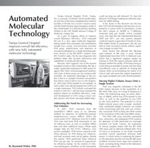 Automated Molecular Technology