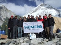 Xtreme Everest 2 Expedition Puts POC Blood Gas System to the Test