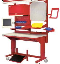 Lista International Debuts New Lab Furniture