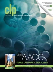 CLP 2013 AACC Show Planner