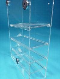Poltex Offers Full Range of Sturdy Acrylic Organizers and Storage Holders, Custom Fabrication