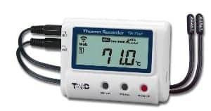 Temperature Data Logger Sidesteps PCs
