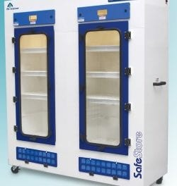 New Storage Cabinets Seal Off Dangerous Chemicals