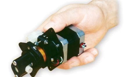 Intelligent Fluid Metering Pump with Programmable Driver