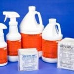 Disinfectants Slay H1N1 in One Minute