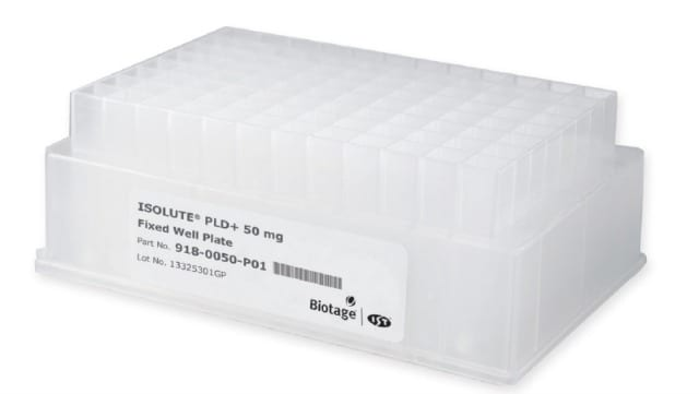Protein Removal Plates Offer Increased Sensitivity for LC-MS/MS Analysis