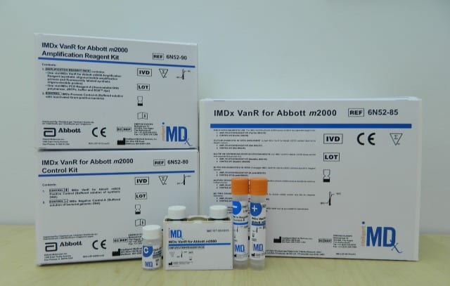 VRE Assay Approved for Distribution in Canada and Singapore