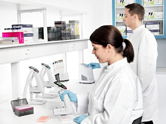 Electronic Pipette Reduces Repetitions