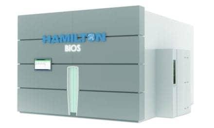 High-Density Freezer System Preserves Up to 10 Million Samples