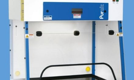 Ductless Fume Hood Ensures Operator Safety