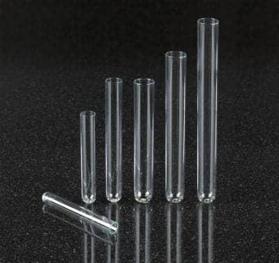 Borosilicate Glass Culture Tubes