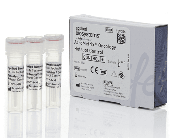 NGS Oncology Control Lets Users Choose from 500 Single Nucleotide Variants