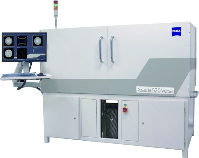 3D X-Ray Microscope Delivers Tomography Acquisition Up to 50% Faster