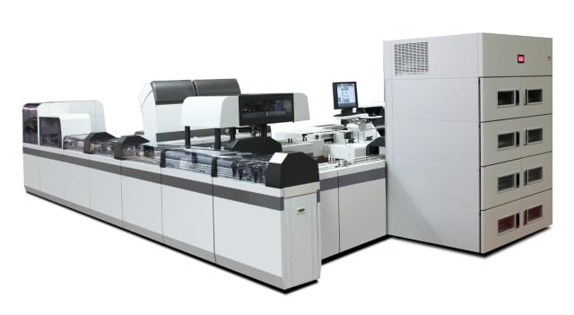 Automated Sample Processing System Uses Intelligent Routing