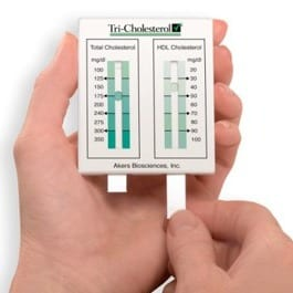 Akers Biosciences Expands Tri-Cholesterol Test Sales into Australia and Middle East