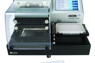 BioTek Awarded Patent for Microplate Washer Maintenance Technology