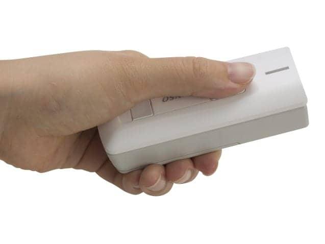 Wireless 2D Barcode Scanner