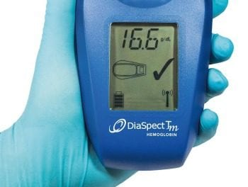 Point-of-Care Hemoglobin Analyzer Supports 40 Days of Continuous Use