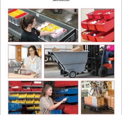 Akro-Mils Debuts New Product Catalogue, Featuring Universal Hanging Bins