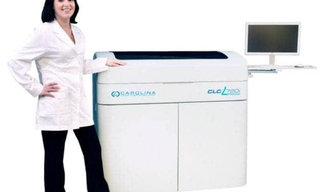 Carolina Liquid Chemistries Debuts Mid-Volume Chemistry Analyzer