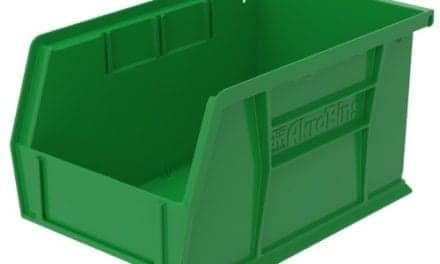 Storage Bin Manufacturer Adds to Portfolio of Solutions