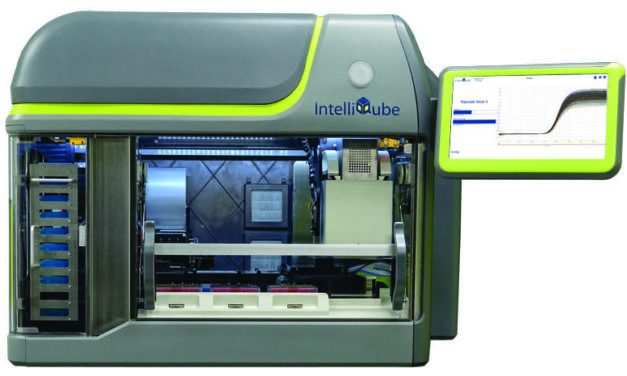 Integrated Instrument for Real-Time PCR