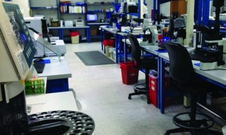 Professional Consultants Tackle Lab Improvement