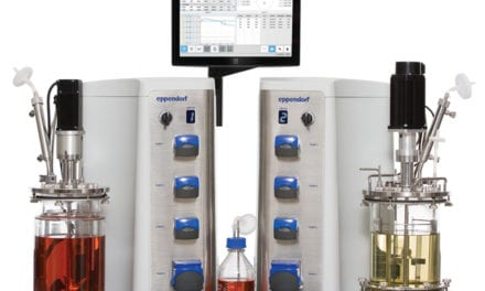 Bioprocessing Control Station Features Intelligent Sensors