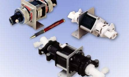 Metering Pumps Provide Valveless Alternative