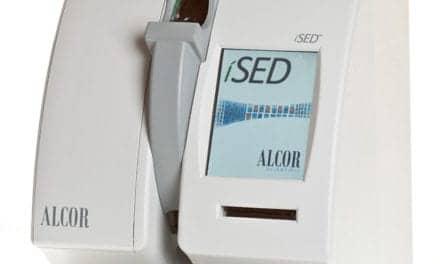 Analyzer Fully Automates Erythrocyte Sedimentation Rate Testing