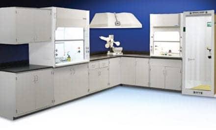 Modular Lab Furniture Provides Customized Design Options
