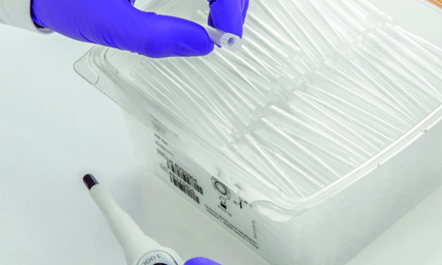 Pipette Tip Packaging Saves Lab Space