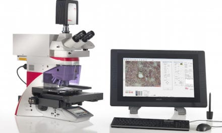 Laser Microdissection Microscope Series Offers LED Illumination