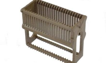 Machine Slide Racks Developed from Polyceramic Process