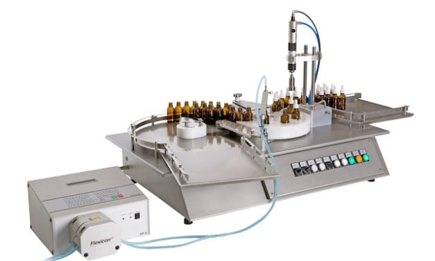 Peristaltic Fillers Suited for Small Batch Production