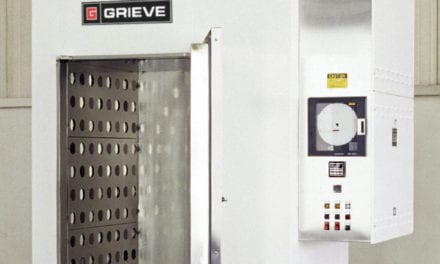 Cleanroom Truck Oven Includes Recirculating Blower