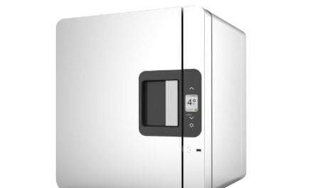 Benchtop Refrigerator Supports WiFi-Enabled Temperature Monitoring