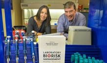 Publication Details Biorisk Safety and Security Strategies for Bioscience Sites