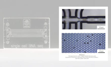 Microfluidics Chip Enables Creation of Single Cell Libraries