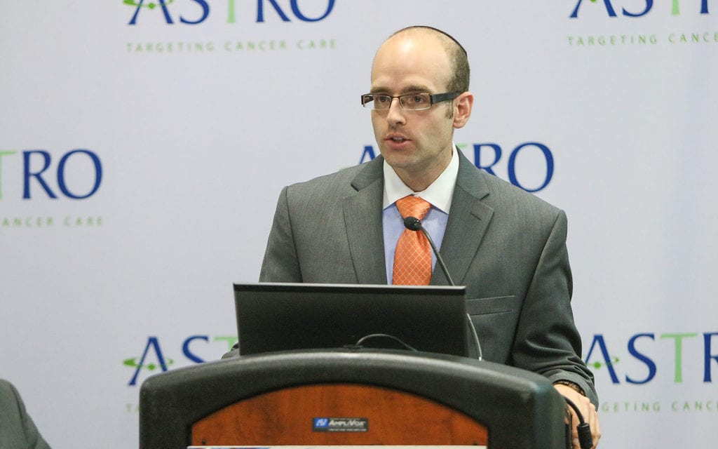 Study of Decipher Prostate Cancer Test Selected for 2015 Best of ASTRO