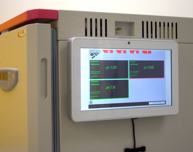 System Offers Continuous Monitoring of pH Levels During Embryo Development Period