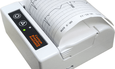 Thermal Printer, Chart Recorder Offers Portability