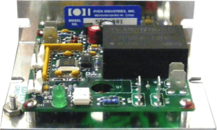 Proportional Temperature Controller Designed for Resistive Heaters