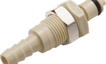 Quick Disconnect Couplings Available in Panel Mount Versions