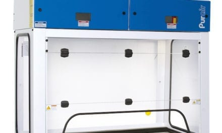 Fume Hood Protects against Hazardous Substances