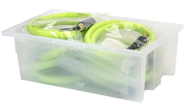 Storage Management Supplier Adds to Line of Plastic Nesting Totes