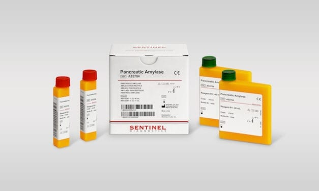 Pancreas-Specific Amylase Assay Formatted for Beckman Analyzers