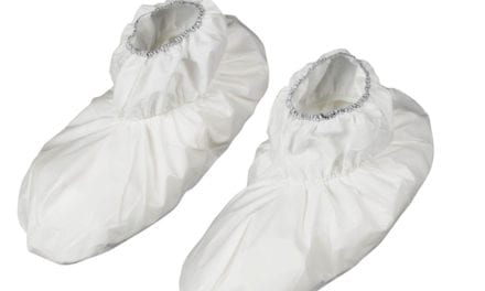 Shoe Covers Designed to Reduce Fall Risk